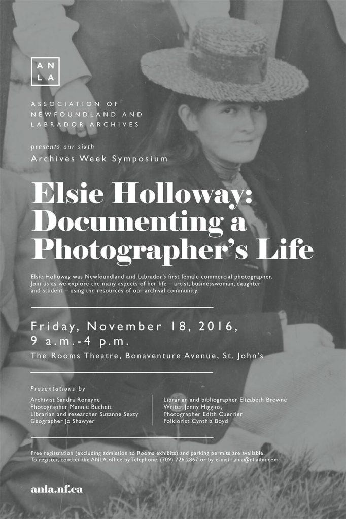 Elsie Holloway Poster